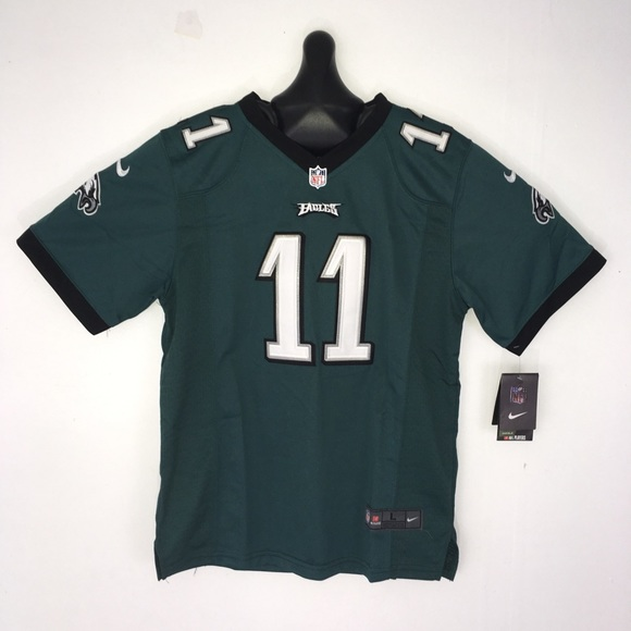 los angeles a79a7 b9d40 New Philadelphia Eagles Carson Wentz Jersey NWT